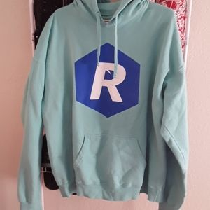Jon B rigged sweatshirt